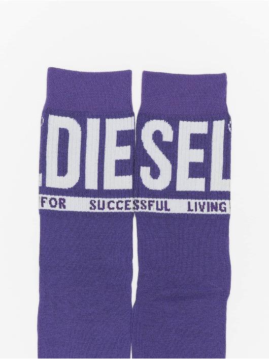 Diesel Ponožky SKM-Ray 3 Pack èierna