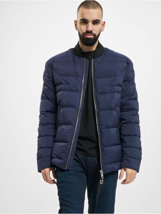 Diesel Puffer Jacket Yorck blau