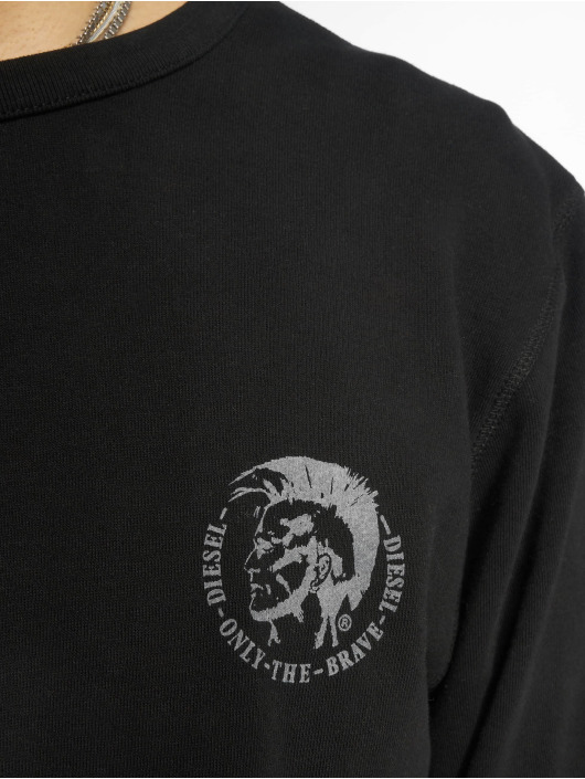 Diesel Pullover UMLT-Willy schwarz