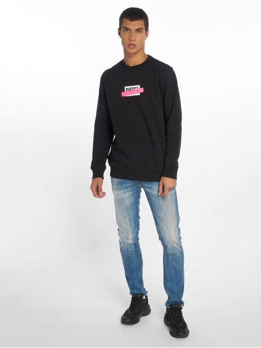 Diesel Pullover S-Gir-Die schwarz