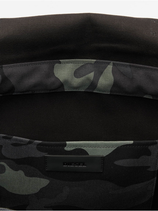 """Diesel rugzak """"Thisbagisnotatoy"""" Volpago camouflage"""