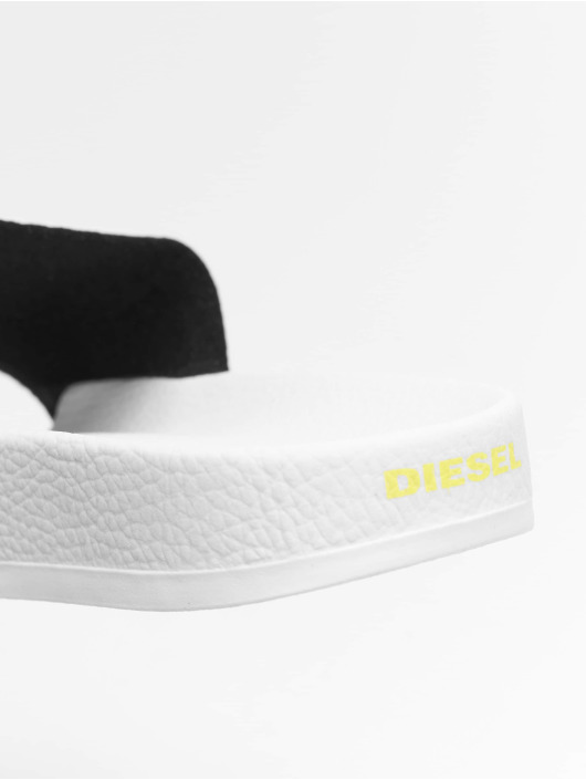 Diesel Sandals Valla white