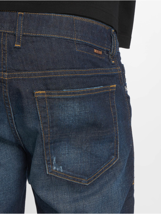 Diesel Shorts Thoshort blau