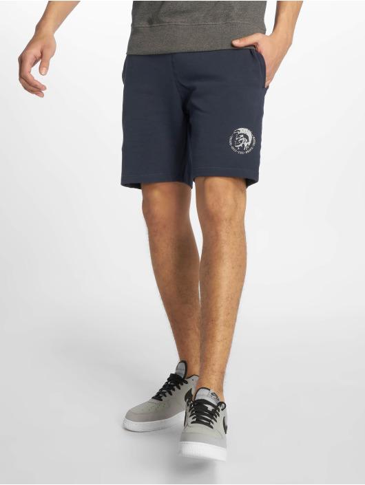 Diesel shorts UMLB-Pan blauw