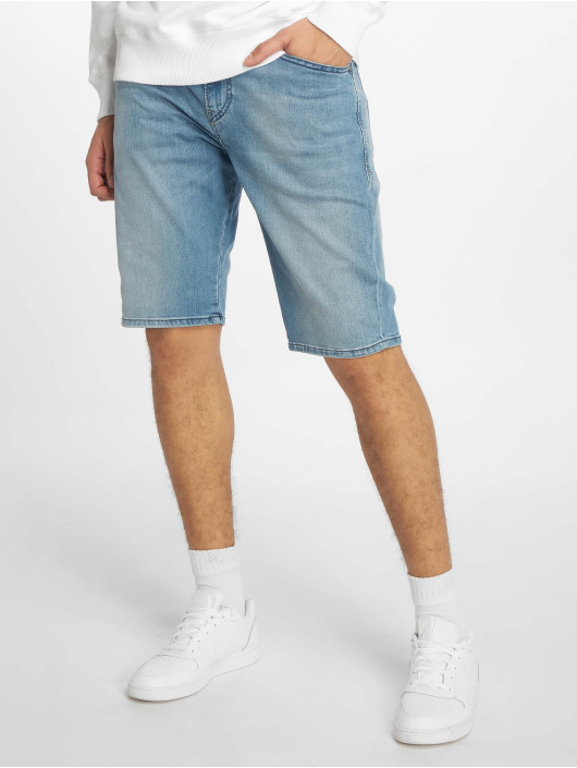Diesel shorts Thoshort blauw