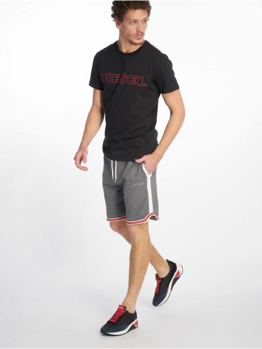 Diesel shorts UMLB-Pan grijs