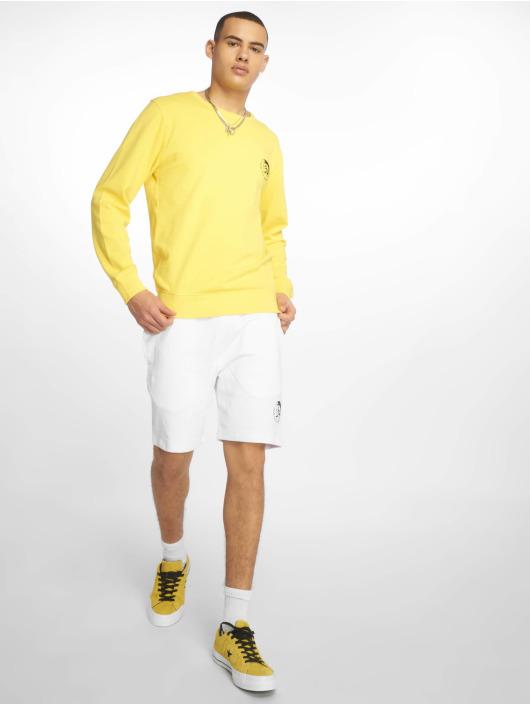 Diesel Shorts UMLB-Pan hvit