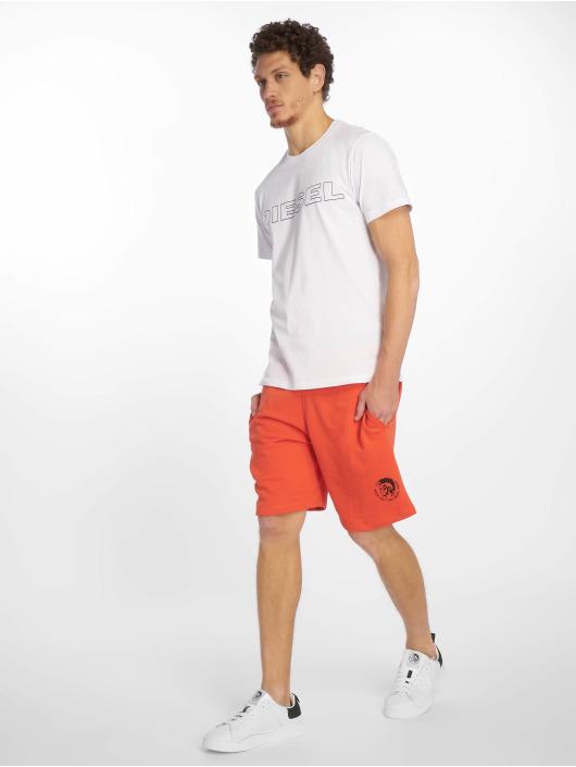 Diesel Shorts UMLB-Pan oransje