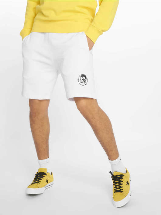 Diesel Shorts UMLB-Pan weiß