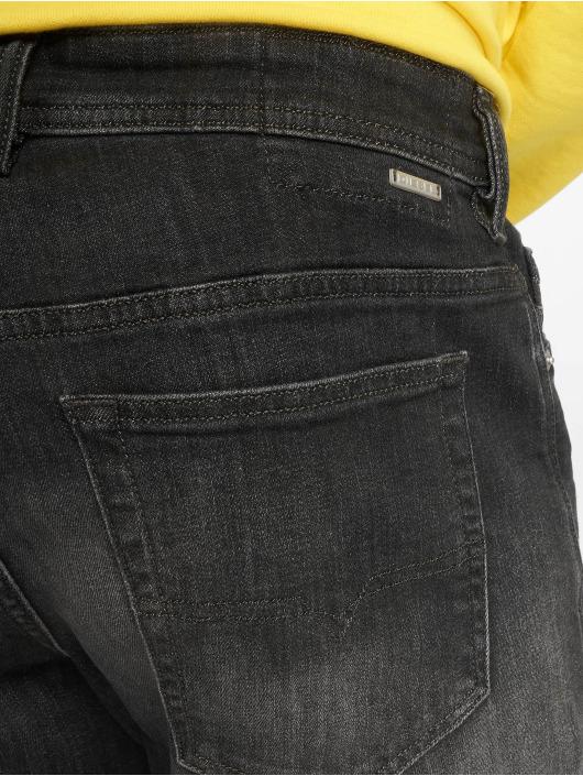 Diesel shorts Thoshort zwart