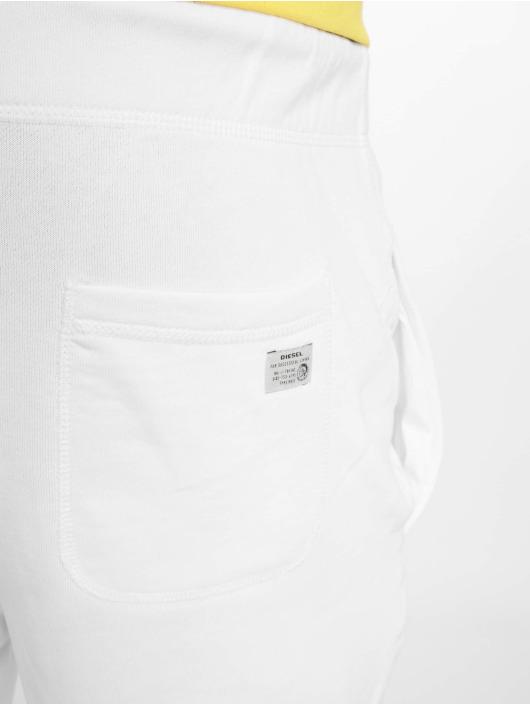 Diesel Shortsit UMLB-Pan valkoinen
