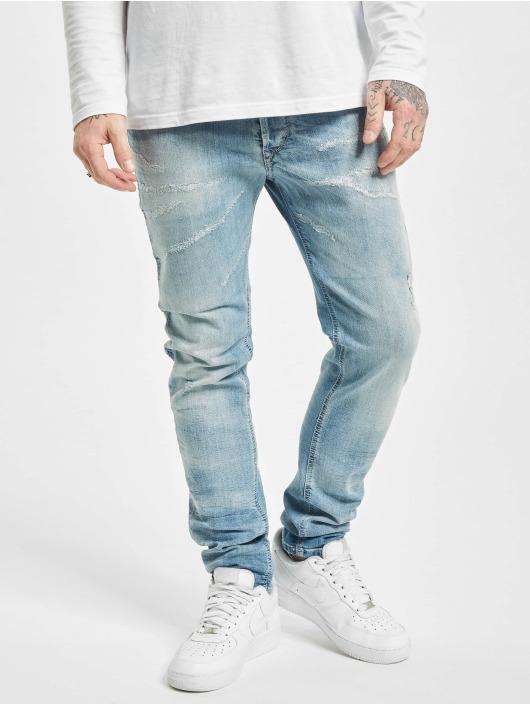 Diesel Skinny Jeans Sleenker blau