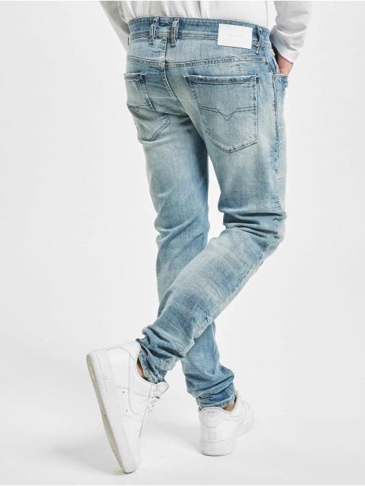 Diesel Skinny Jeans Sleenker modrý