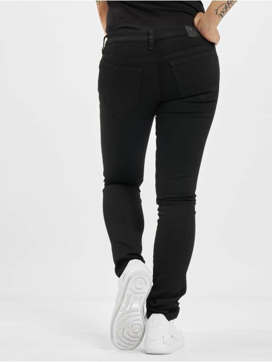 Diesel Skinny jeans Sinzee-Low zwart