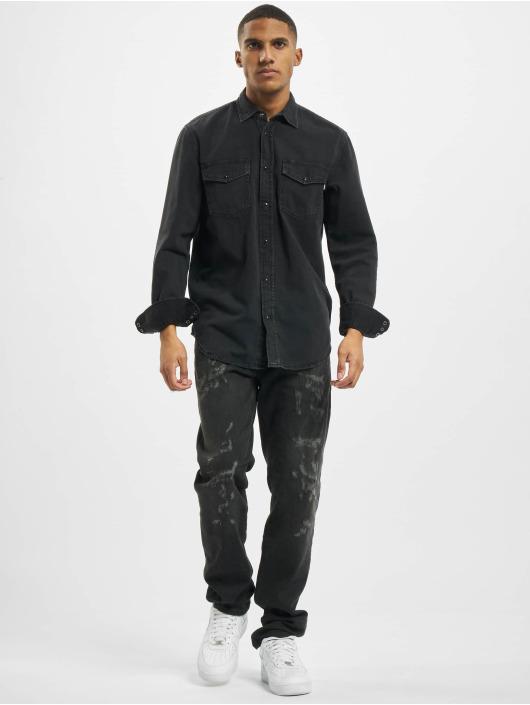 Diesel Skjorter D-Rooke svart
