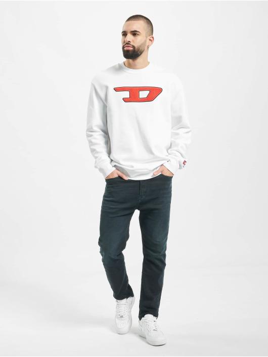 Diesel Slim Fit Jeans D-Vider CB-NE čern