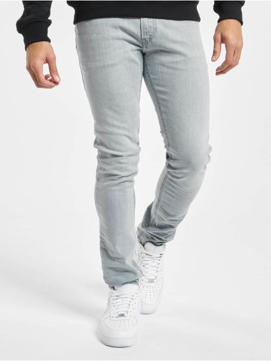 Diesel Slim Fit Jeans Thommer-Sp šedá