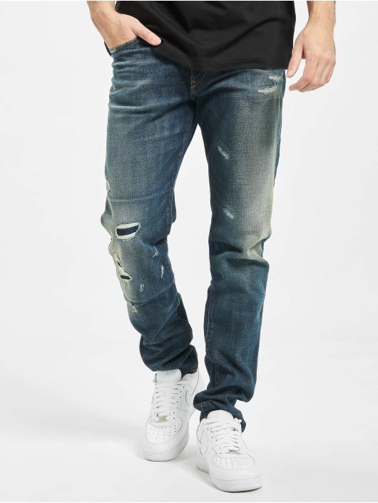 Diesel Slim Fit Jeans D-Strukt blå