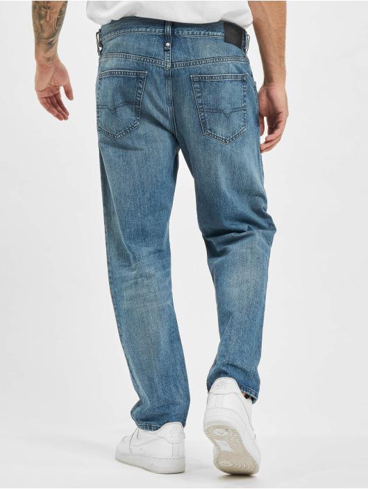 Diesel Slim Fit Jeans Mharky blå
