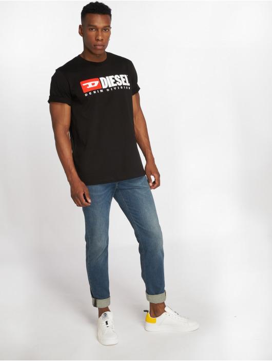 Diesel Slim Fit Jeans Larkee-Beex blau