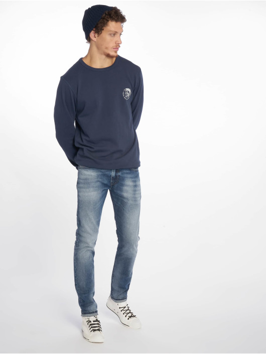 Diesel Slim Fit Jeans Thommer blau