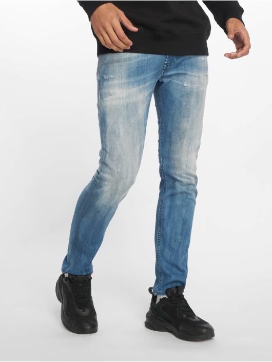 Diesel Slim Fit Jeans Thommer blauw