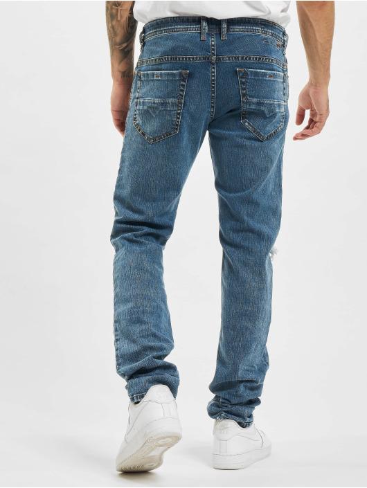 Diesel Slim Fit Jeans Thommer Slim Fit blauw