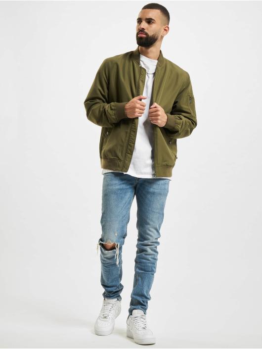 Diesel Slim Fit Jeans Sleenker blu