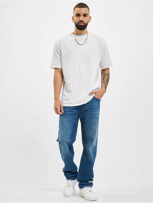 Diesel Slim Fit Jeans Thytan blu