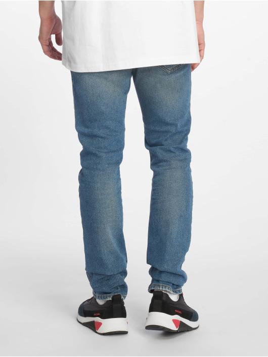 Diesel Slim Fit Jeans Tepphar modrá