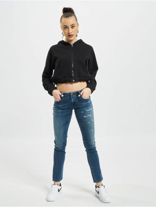 Diesel Slim Fit Jeans Grupee modrý