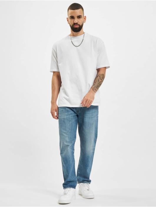 Diesel Slim Fit Jeans Mharky modrý