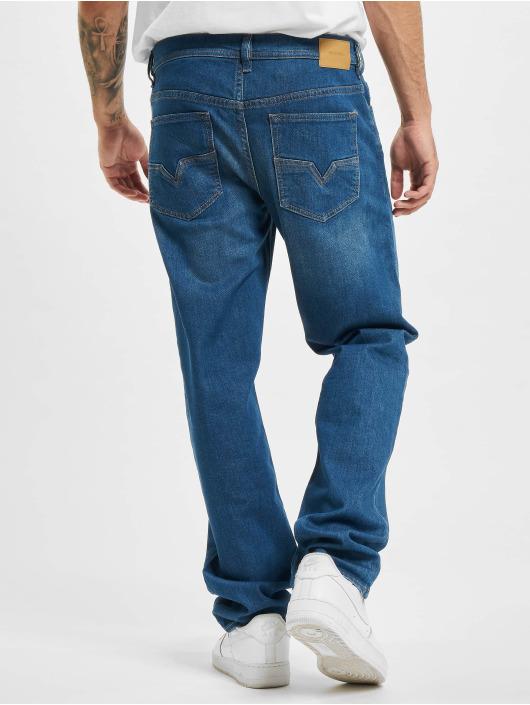 Diesel Slim Fit Jeans Thytan modrý