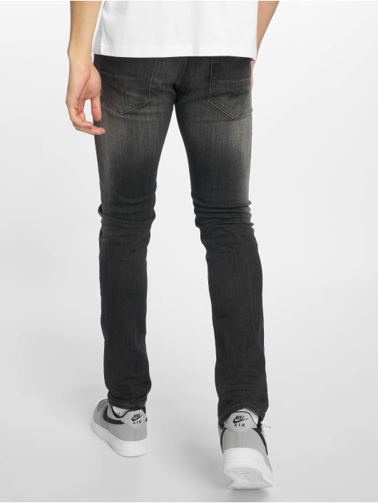 Diesel Slim Fit Jeans Thommer zwart