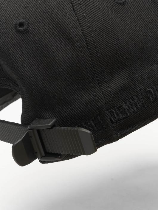 Diesel Snapback Cap C-Digra black