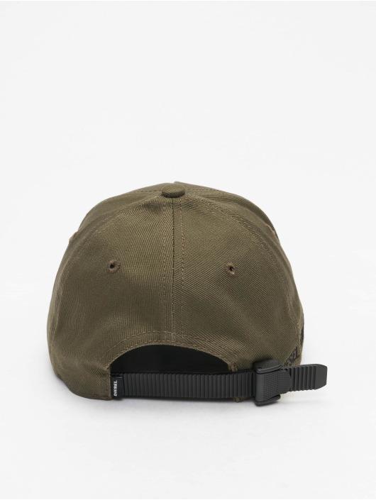 Diesel Snapback Cap C-Digra olive