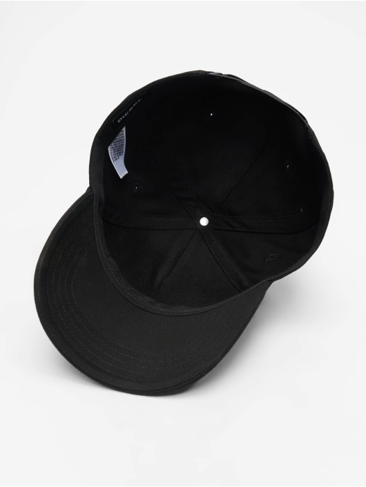 Diesel snapback cap Ciride zwart