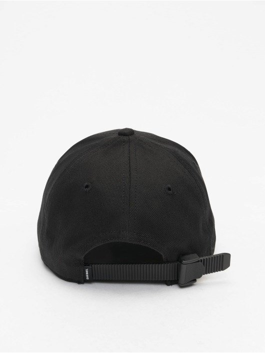 Diesel snapback cap C-Digra zwart