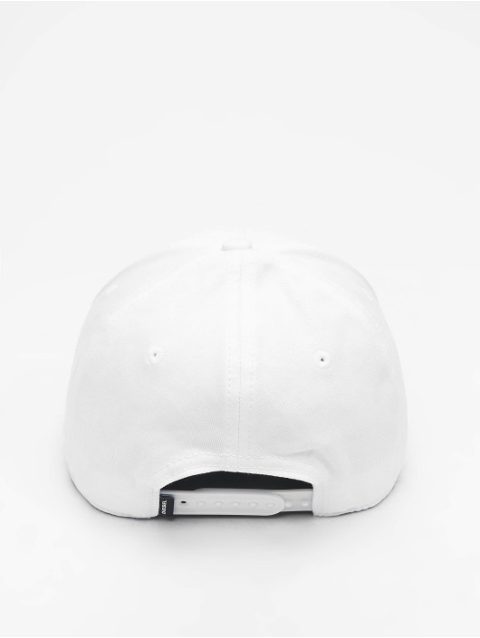 Diesel Snapback Caps Ciride bialy