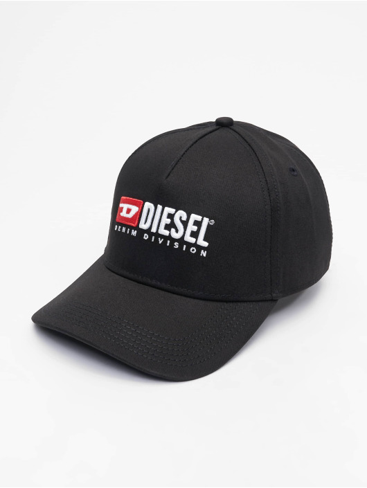 Diesel Snapback Caps Cakerym-Max musta