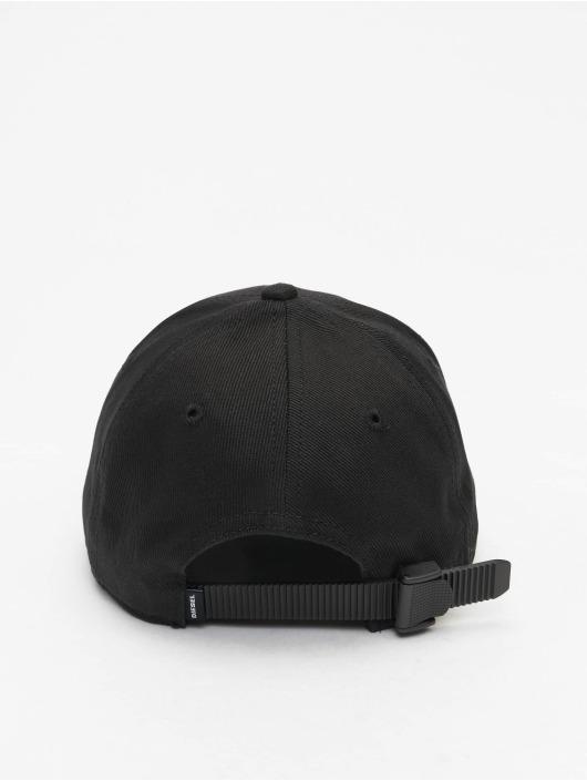 Diesel Snapback Caps C-Digra svart