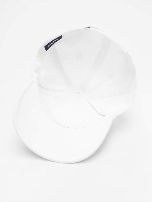 Diesel Snapback Caps Ciride valkoinen