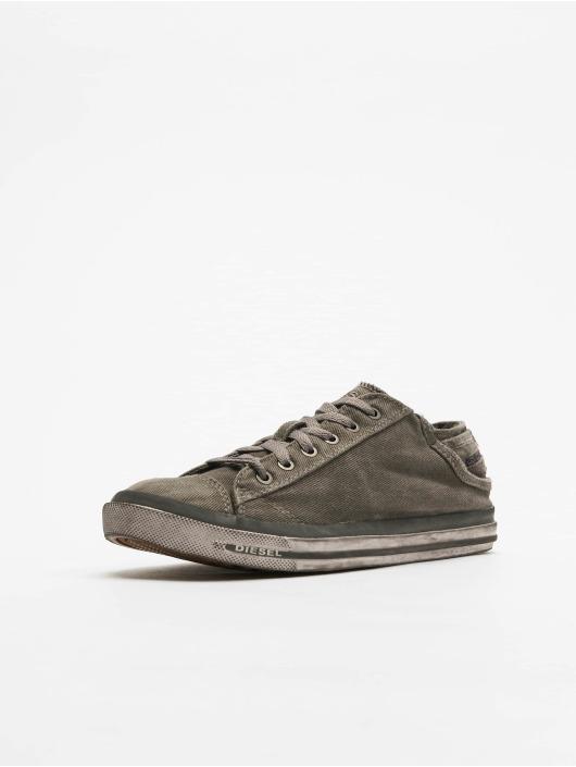 Diesel Sneaker Magnete Exposure Low I grau