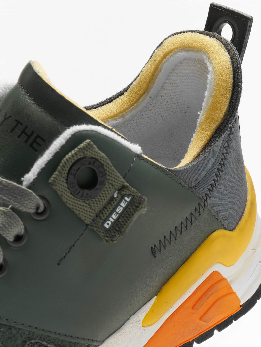 Diesel Sneaker Brentha LC grün