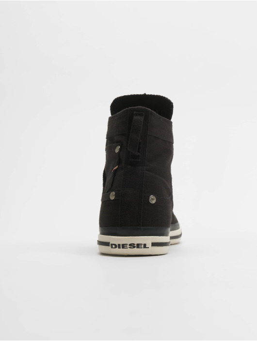Diesel Sneaker Magnete Exposure schwarz