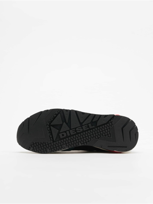 Diesel Sneaker SKB Low Lace schwarz