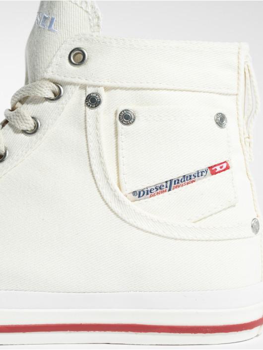 Diesel Sneaker Magnete Exposure weiß
