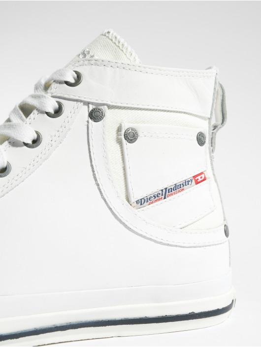 Diesel Sneaker Magnete Exposure Iv weiß