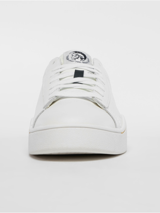 Diesel Sneaker Clever S Clever Low weiß