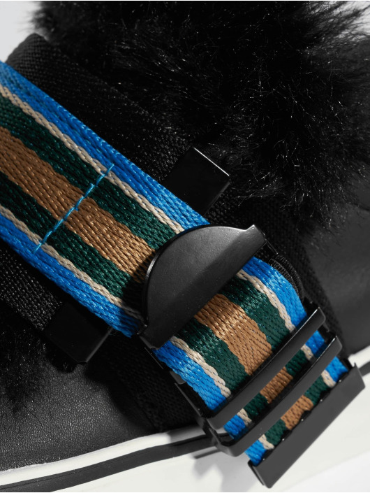 Diesel Sneakers 355 Flip Low Buckle èierna